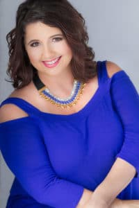 Shannon Cunningham, CRO (Chief Romance Officer) of Paradise Vacation Escapes