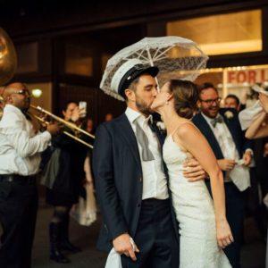 DESTINATION WEDDING:: Margaret + Richard (The City Of Jazz)
