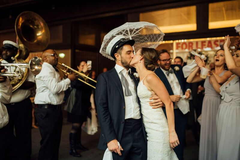DESTINATION WEDDING:: Margaret + Richard (The City Of Jazz)