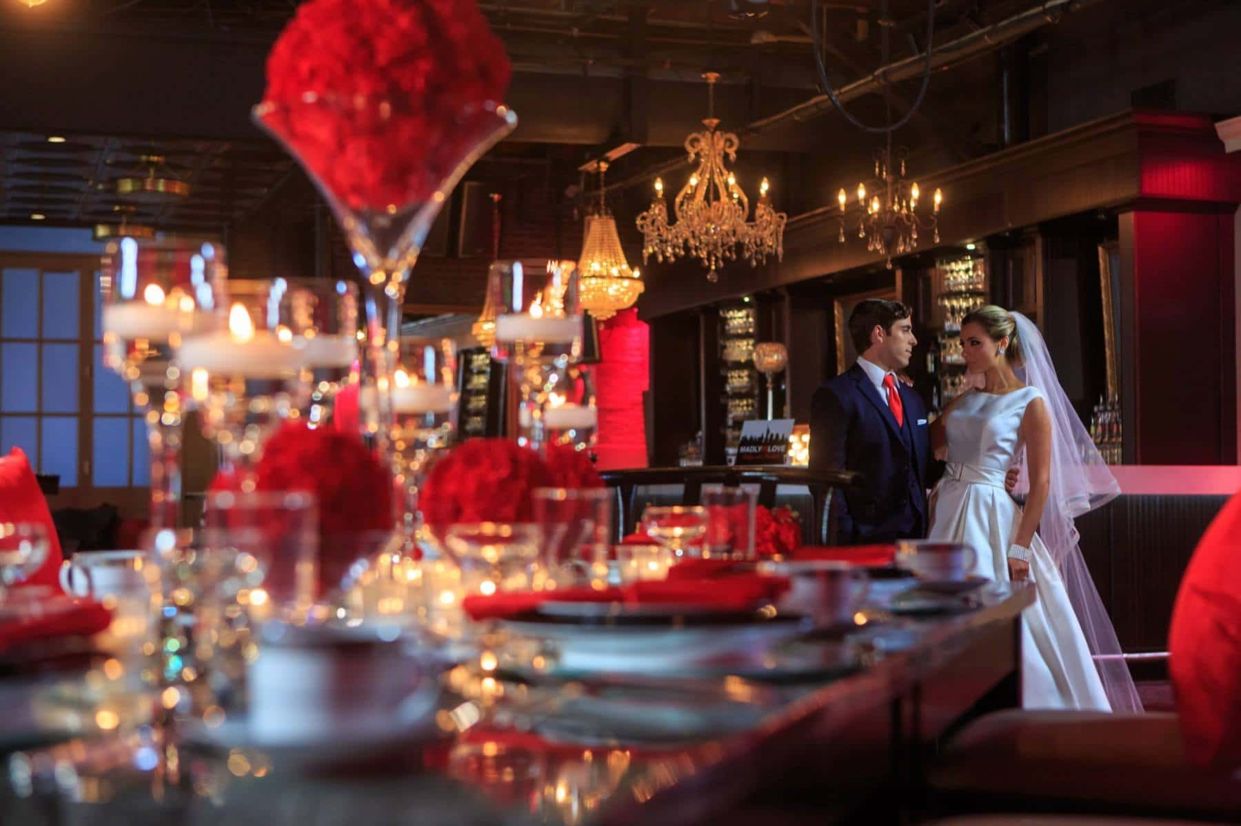Wedding Reception at Generations Hall. Photo: GK Photography