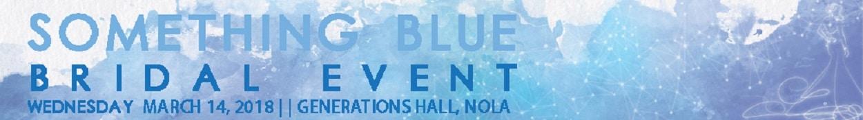 Something Blue 2018 Top Banner