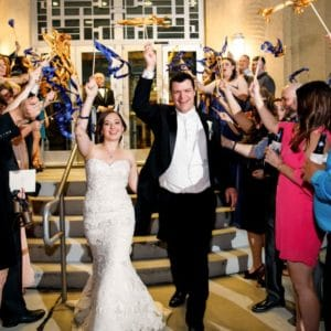Real Wedding: Courtney + Nathan {A Classic Tale Of True Love}