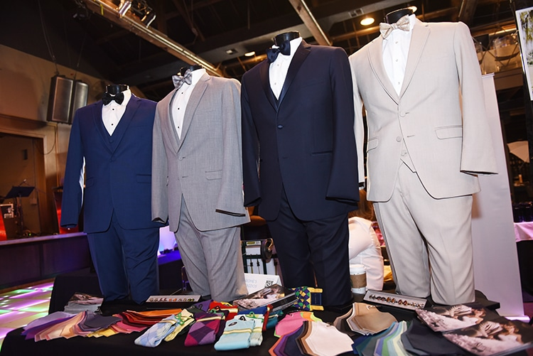 Rome's Tuxedos