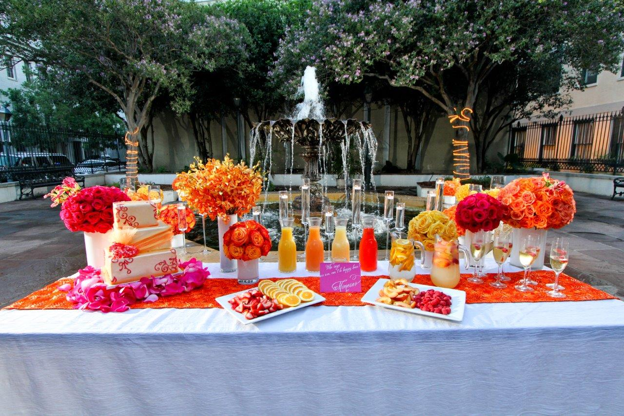 Brides Who Brunch Decor And Food Inspiration | Fall 2012
