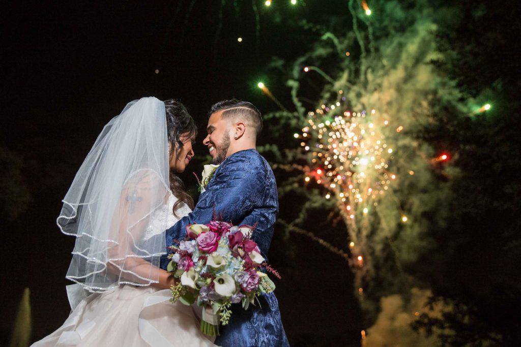 Wedding of Brandi Fortune and Michael Bordenave