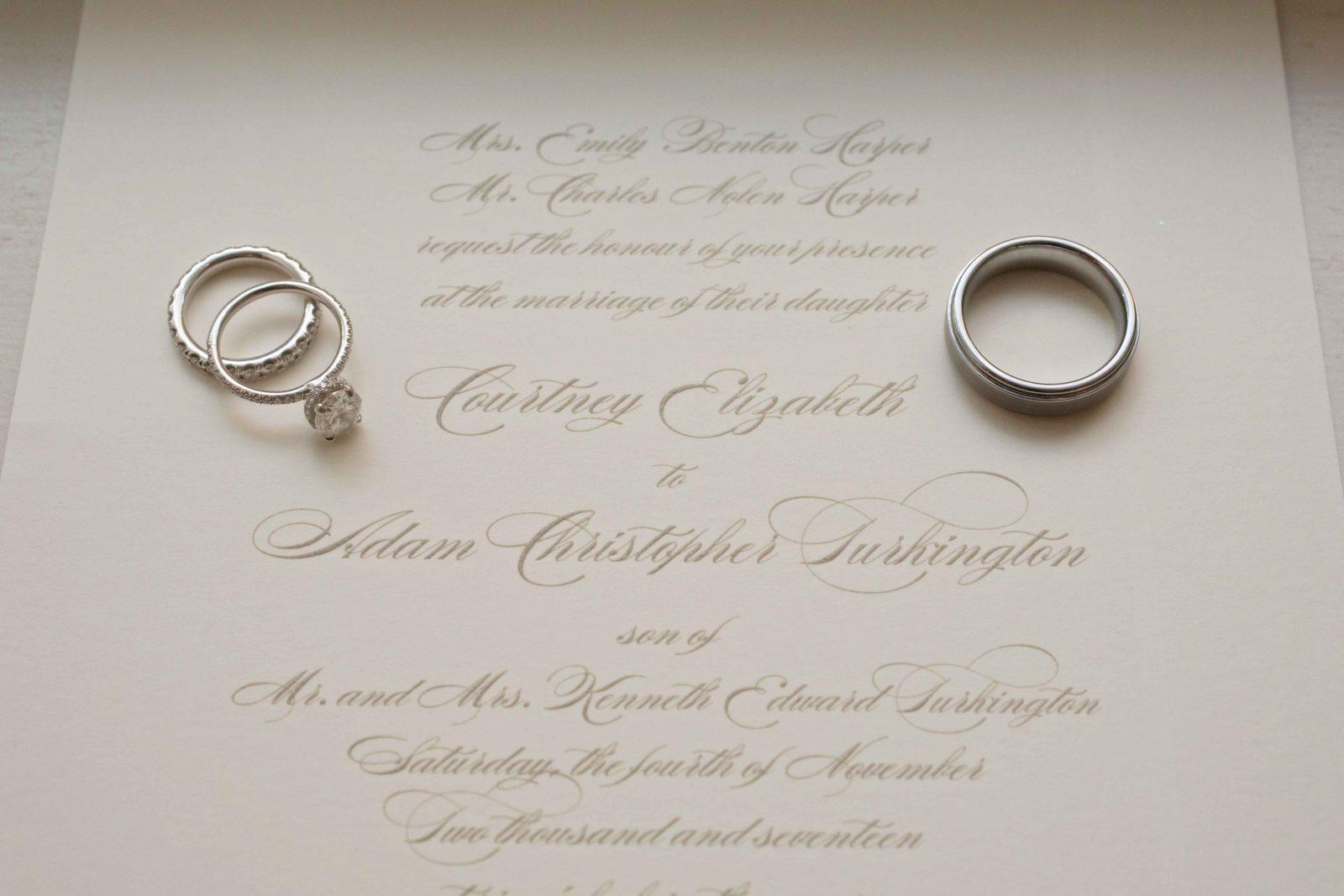 Wedding of Courtney Harper and Adam Turkington