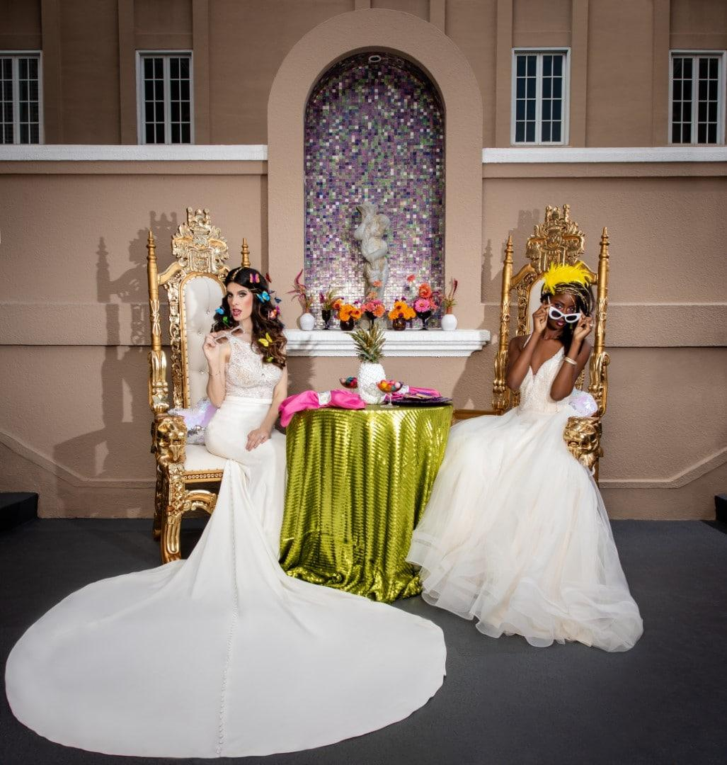 Dream In Color New Orleans Weddings Magazine