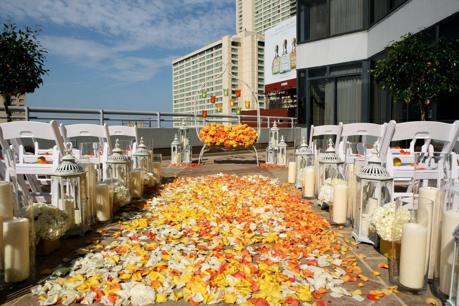Summer Ceremony Decor Editorial_ Fall 2012
