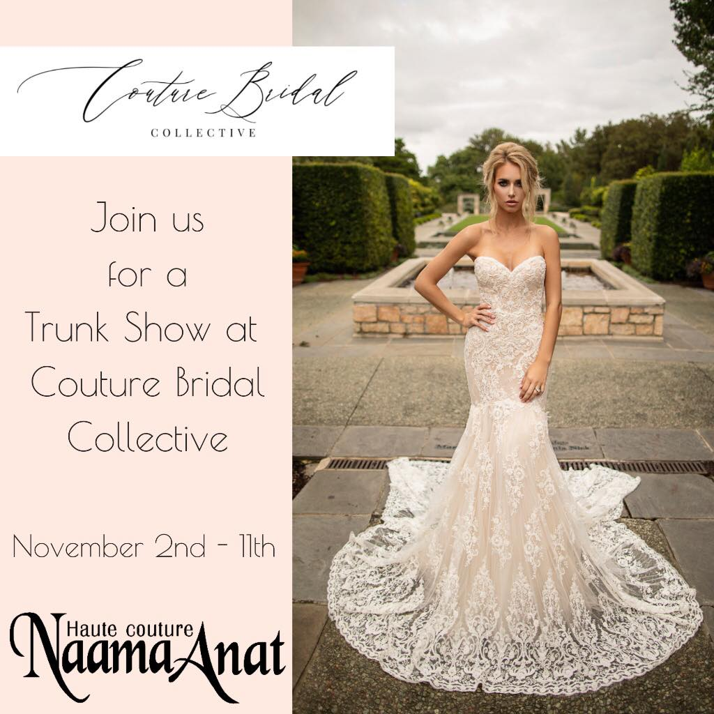 Trunk Show At Couture Bridal Collective