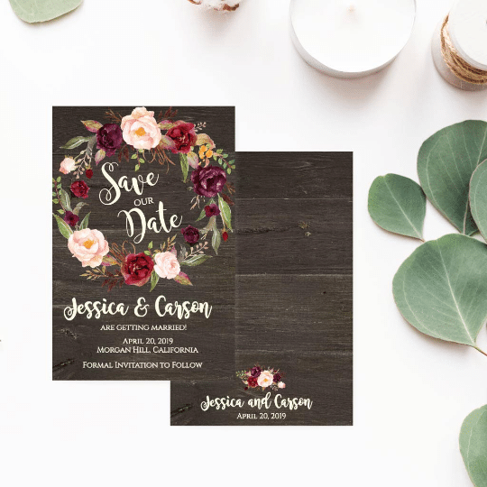 Fall Inspiration – Paper Suites