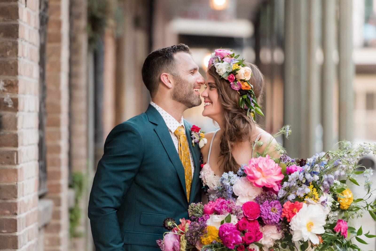 Tonia And Ryan: Love In Full Bloom