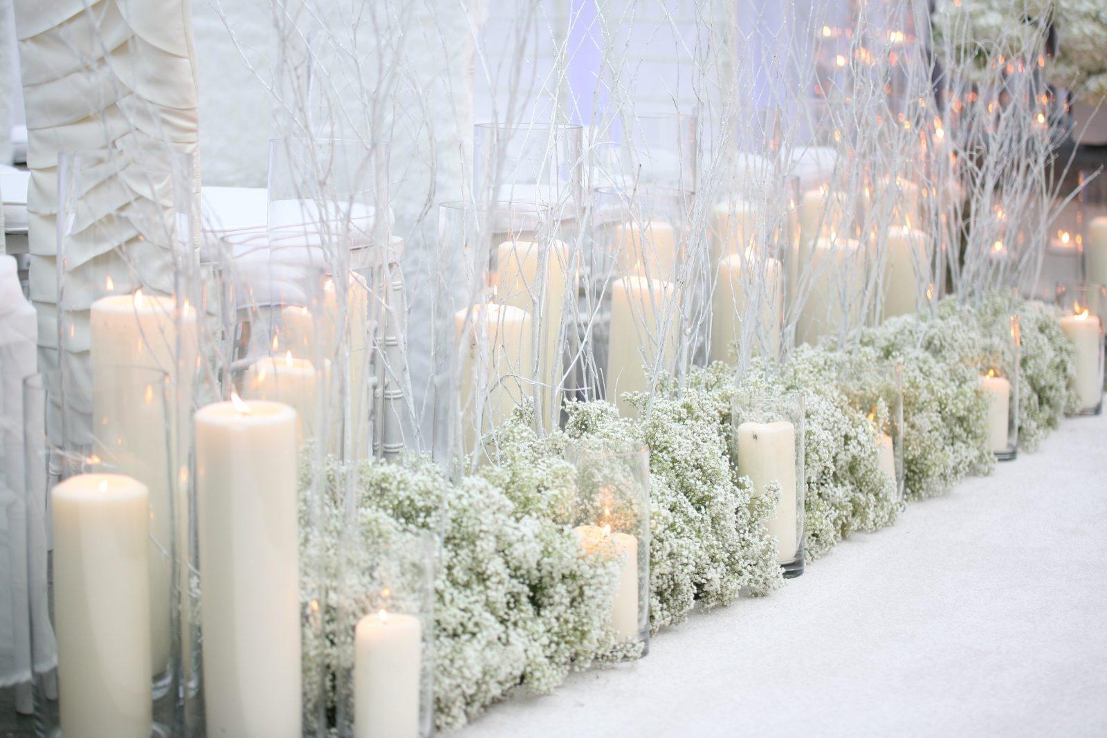 Winter Ceremony Decor Editorial_FALL 2012