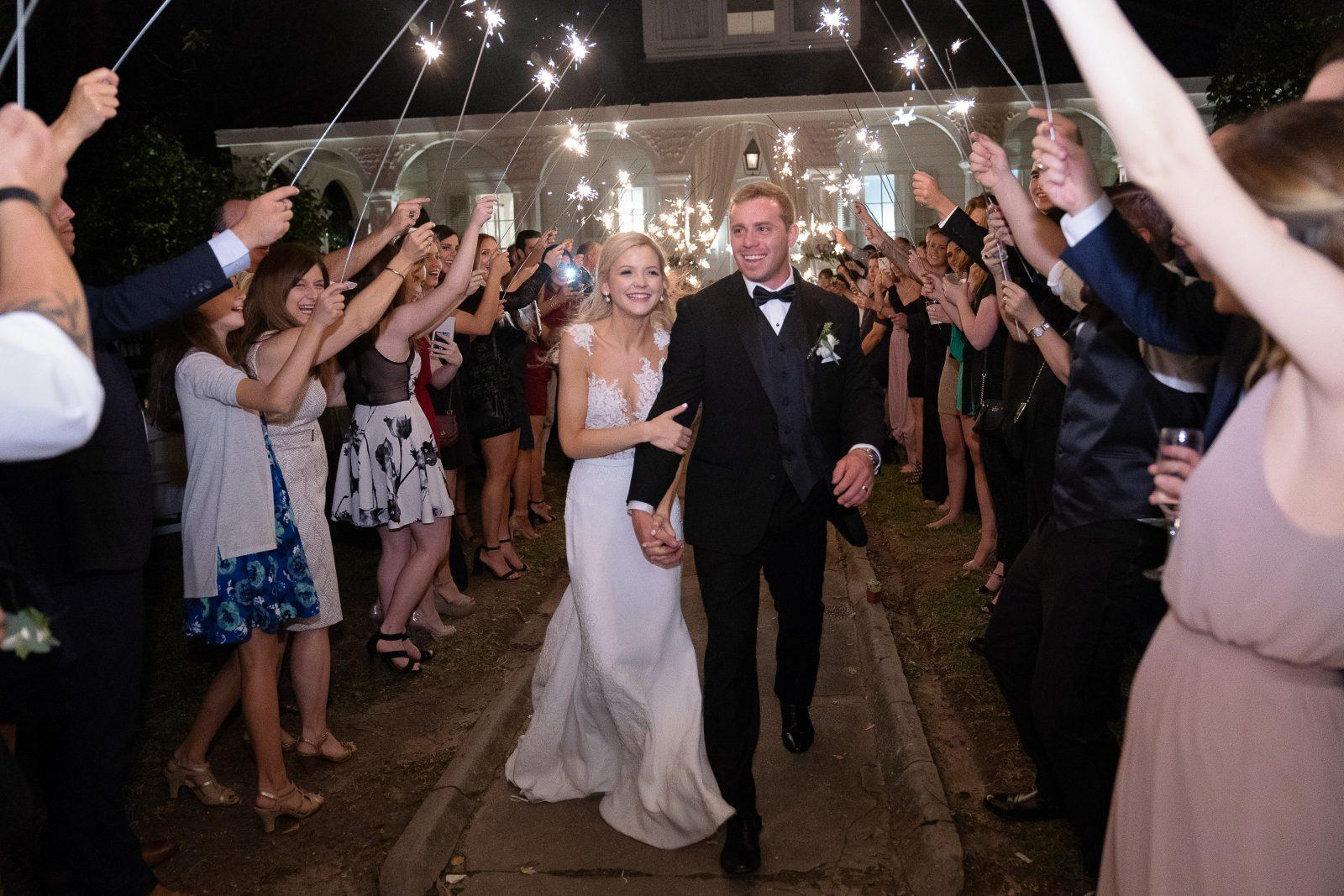 Kimberly + Corey: Memories At Maison Lafitte