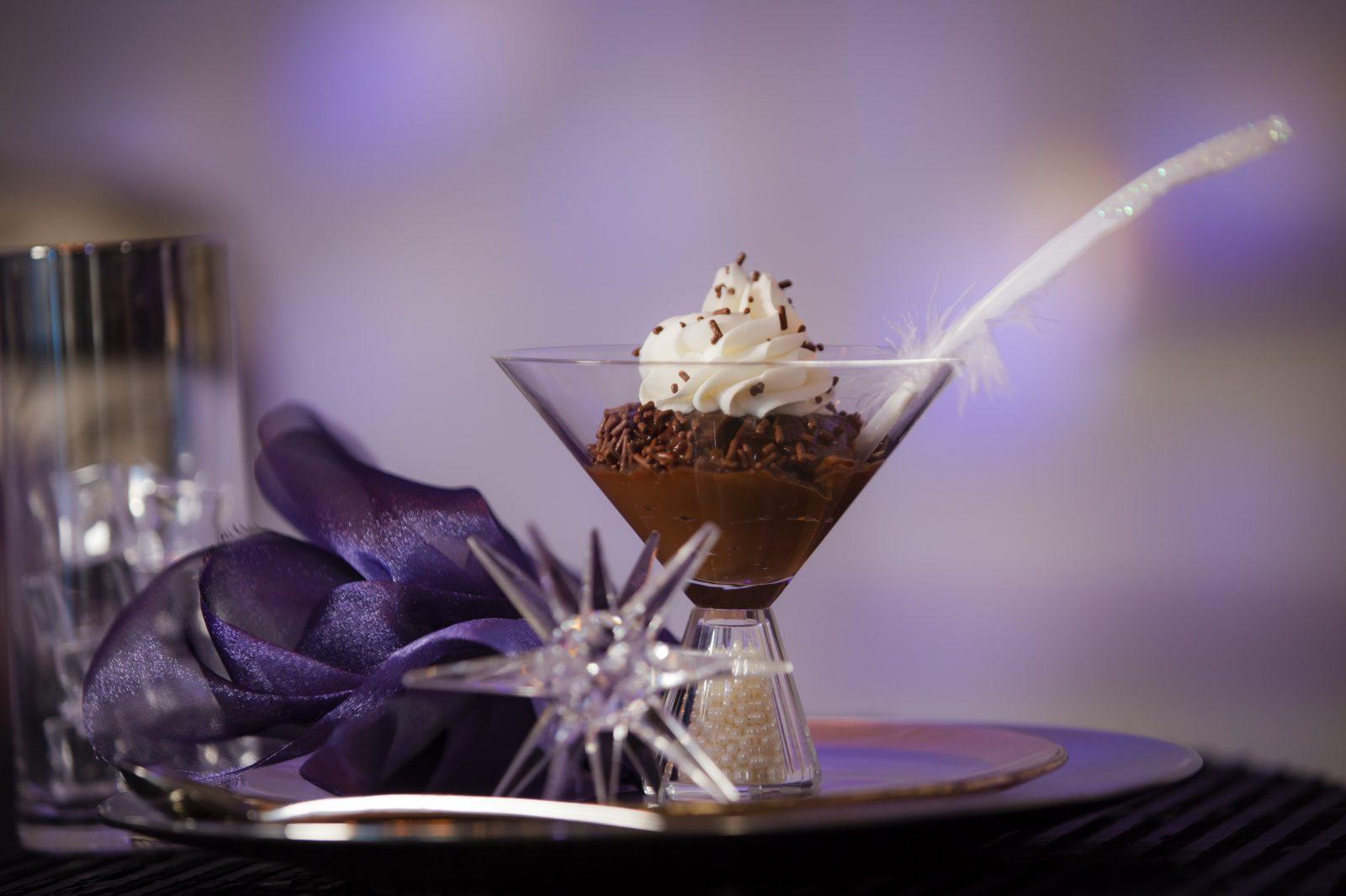 Gambino's Bakery chocolate mousse. Photo: Brian Jarreau Photography