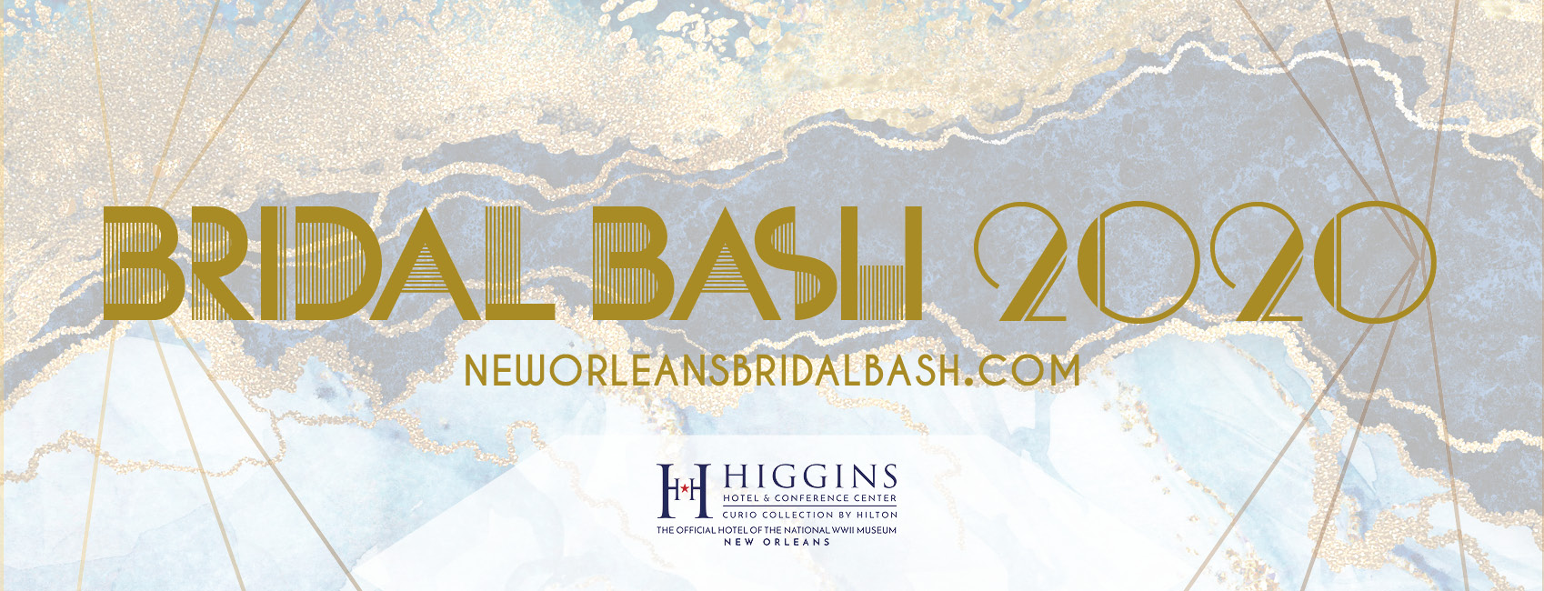 Events In New Orleans March 2020.Bridal Bash 2020 At The Higgins Hotel Nola 3 11 20