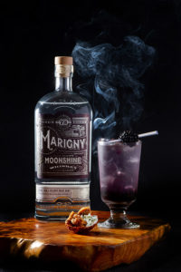 Seven-Three Distilling Co. Marigny Moonshine Cocktail