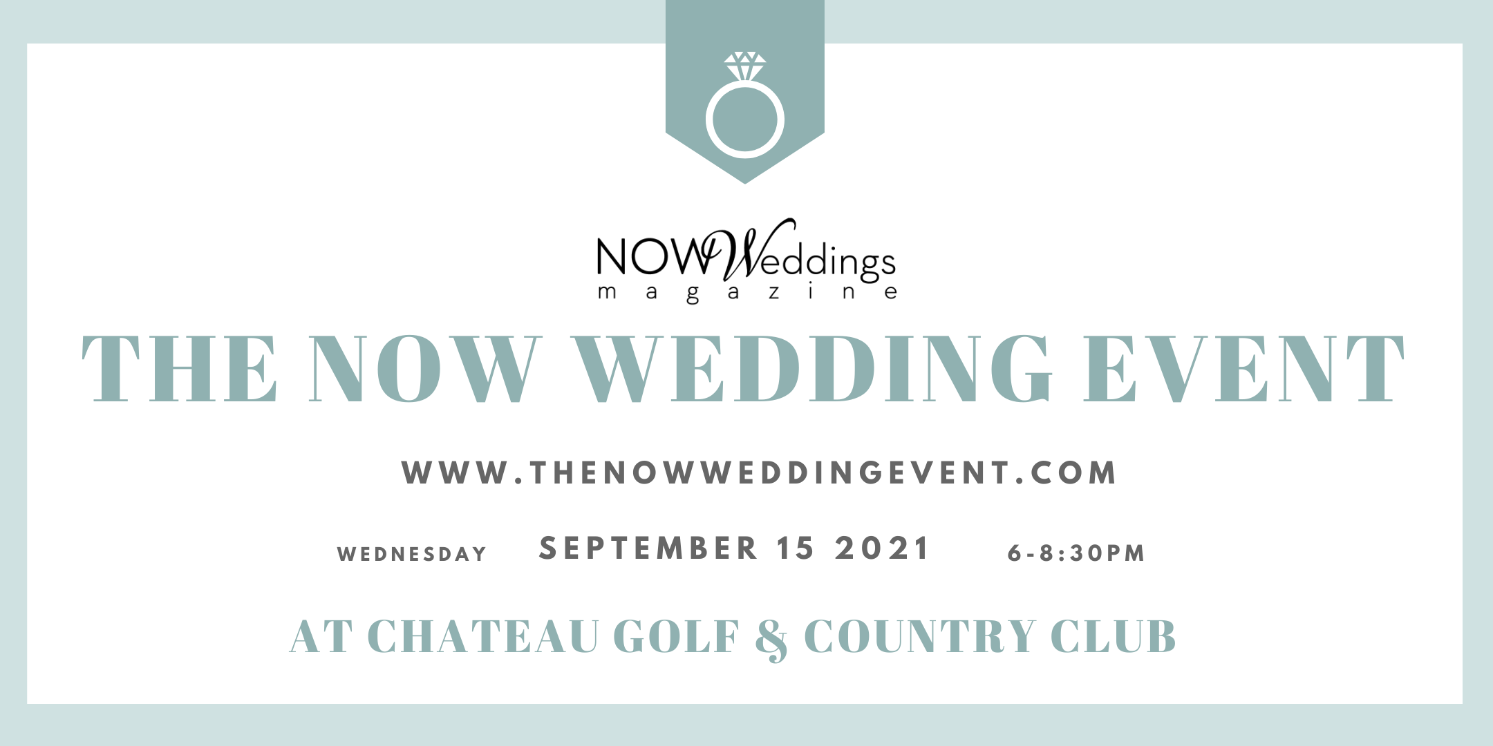 The NOW Wedding Event 2021