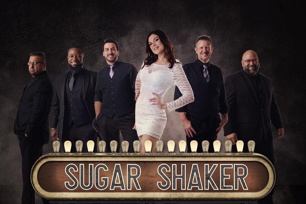 Sugar Shaker New Orleans Wedding Band