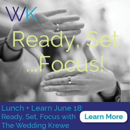 June Wedding Krewe Luncheon Focus