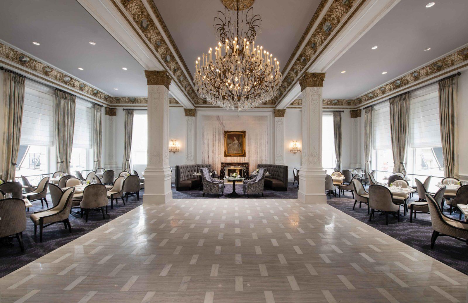 Le Pavillon New Orleans Bijoux Ballroom