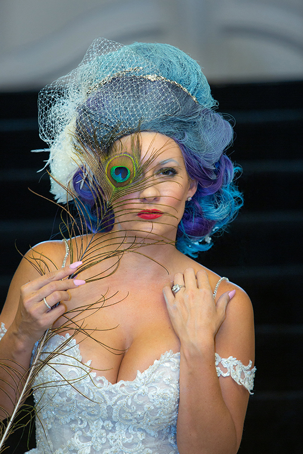 Modern Marie Antoinette-inspired Fashion Editorial. Photo: Images By Robert T
