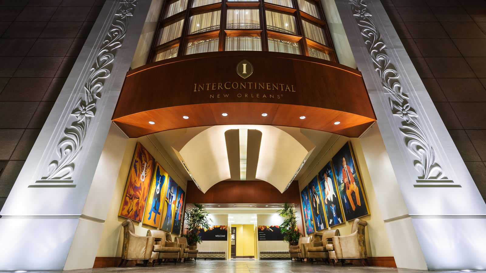 InterContinental New Orleans Hotel