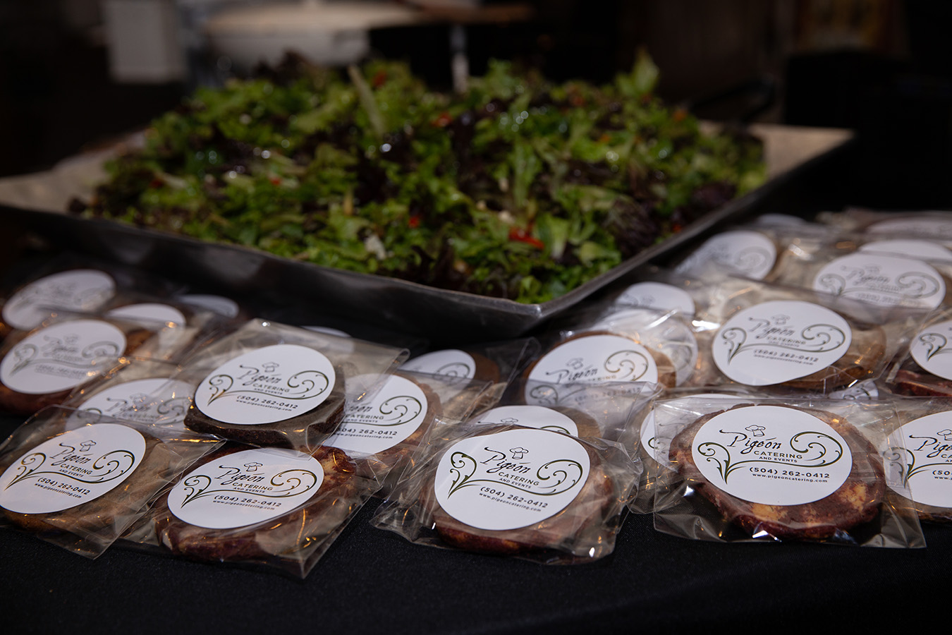 Pralines from Pigeon Catering and Events | Brian Jarreau Photography