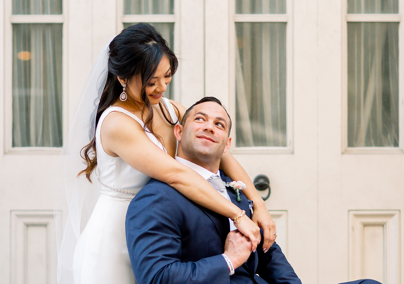 REAL WEDDING:: GINA HUA + KYLE ROBERTS
