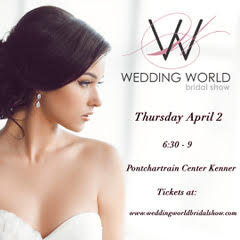 Wedding World Bridal Show 2020 on 4/2/2020