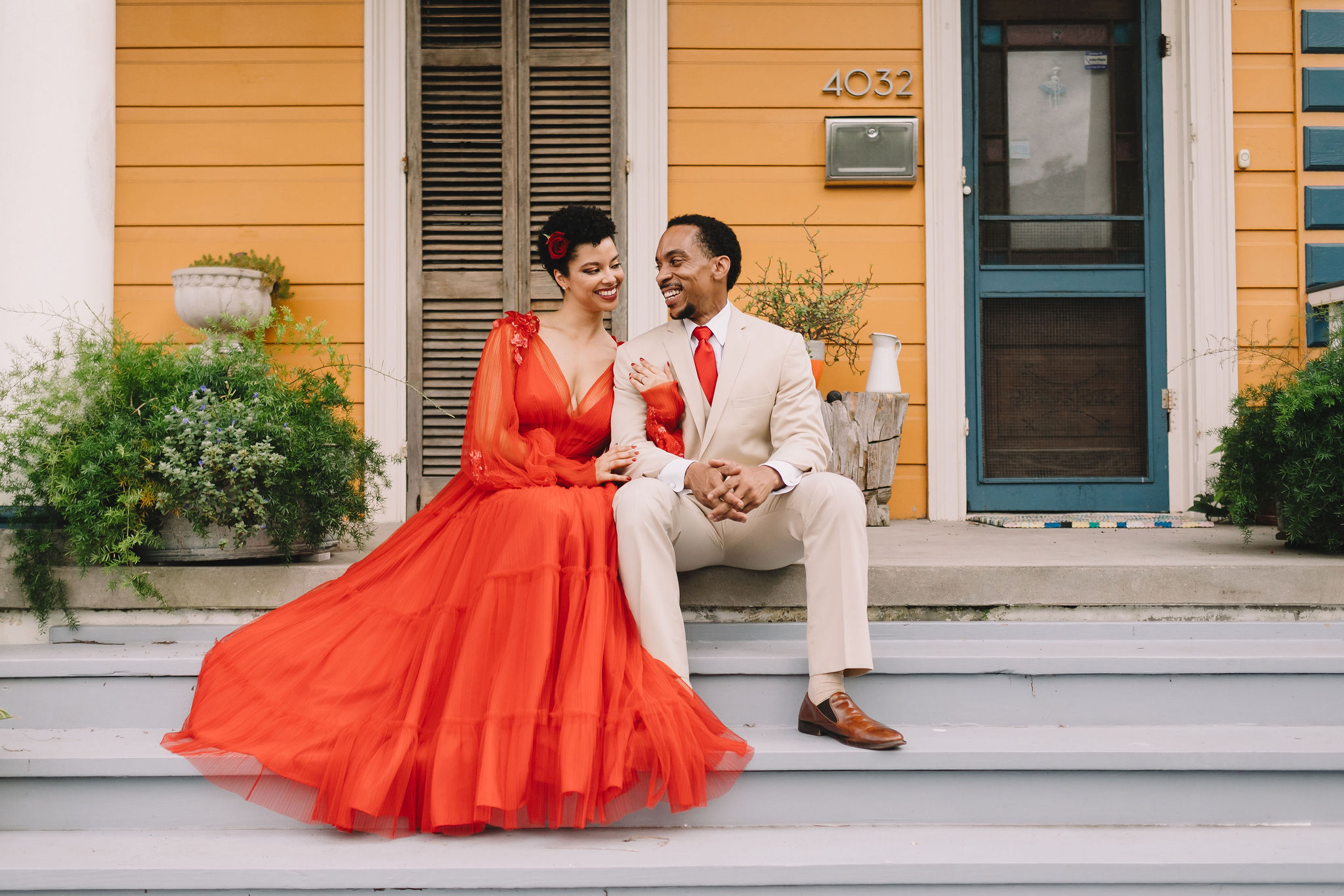 REAL WEDDING:: MOROLAKE ODELEYE + WILL COBBS IV