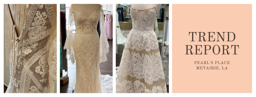 2020 Trend Report With Pearl's Place Bridal
