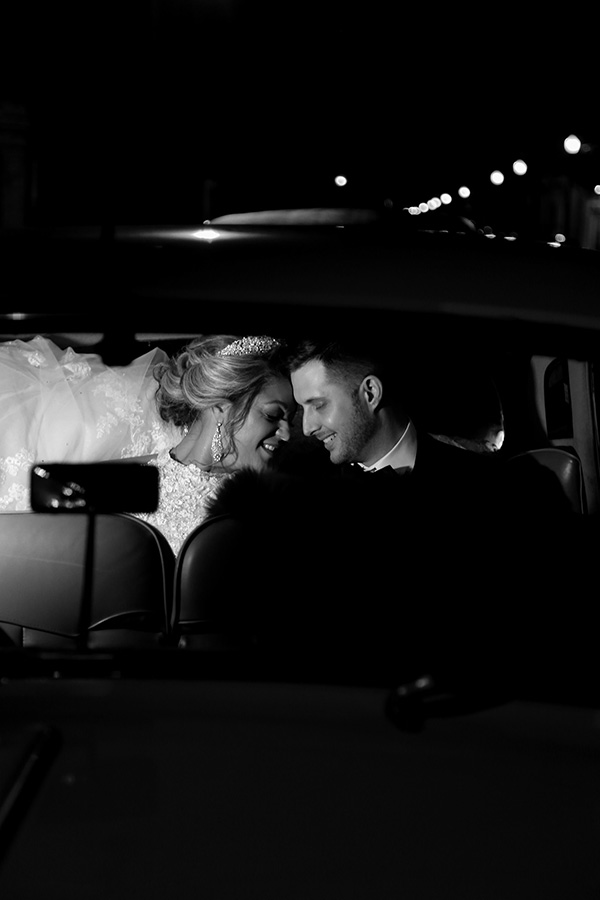Courtney anCourtney and David's photographer, Josh Williams, captured with beautiful moment between the couple after the wedding ceremony.d David's photographer, Josh Williams, captured with beautiful private moment between the couple after the wedding ceremony.