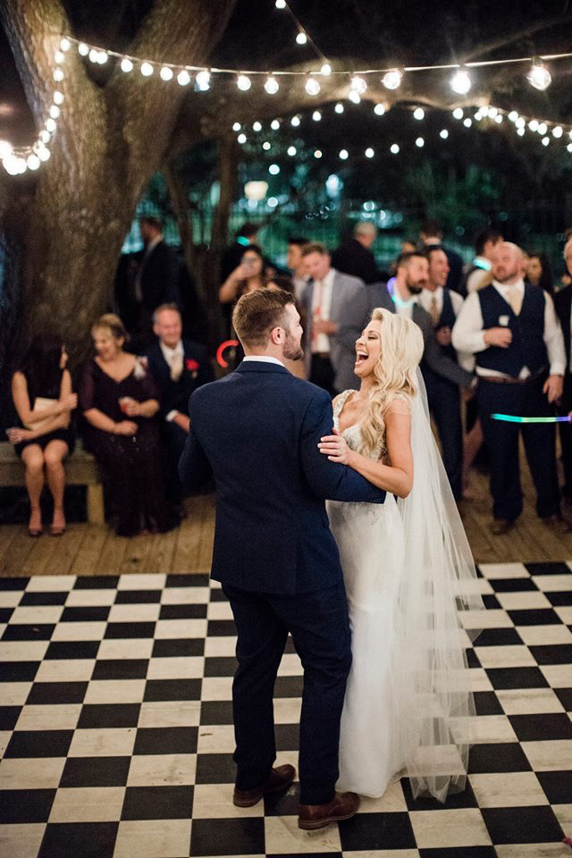 Compass Point First Dance | Photo by Tasha Rae Photography