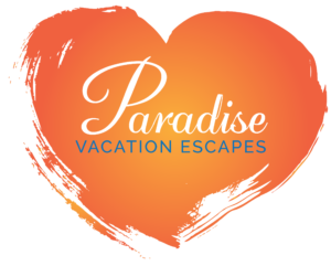 Paradise Vacation Escapes logo