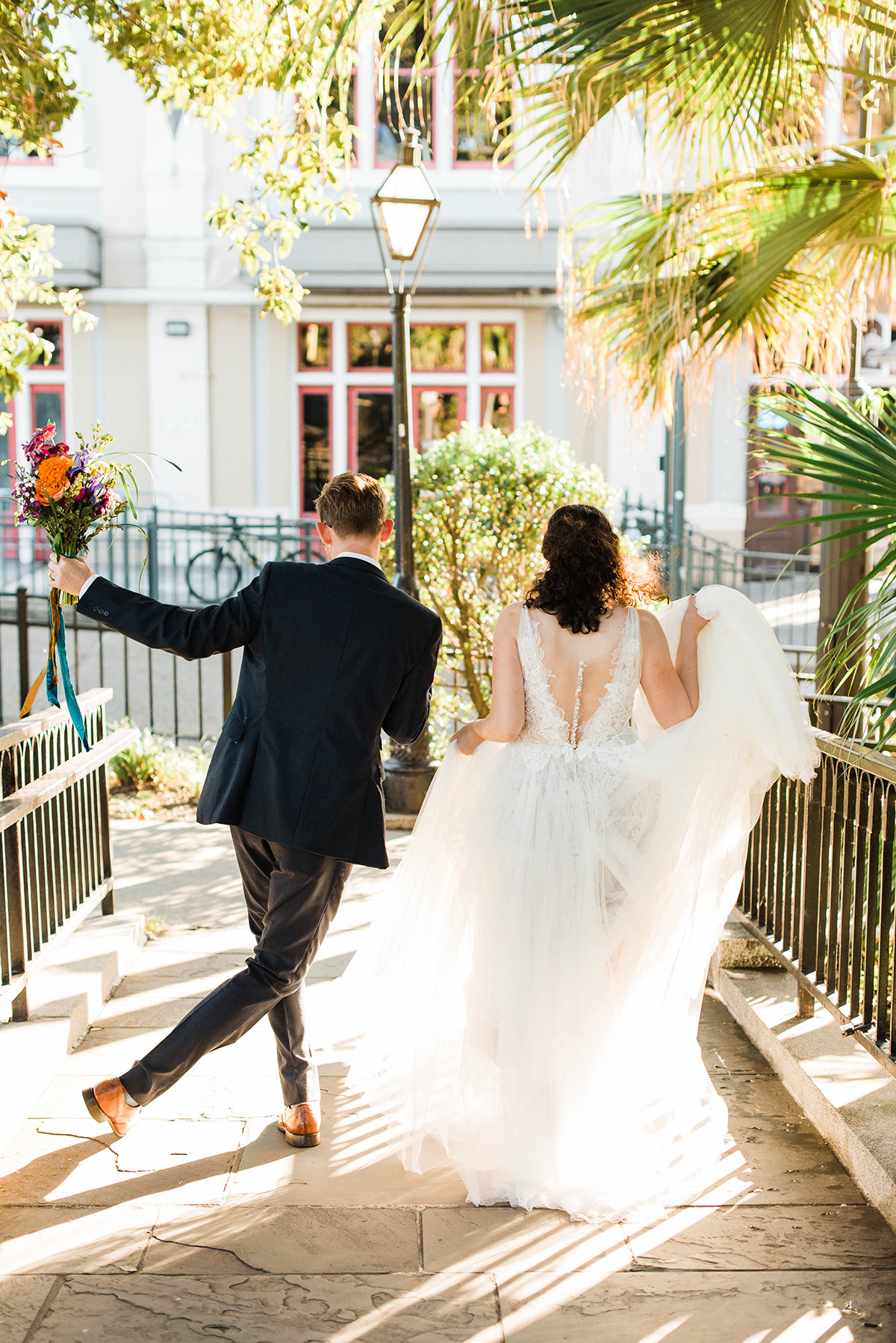 French Quarter Elopement. Gabby Chapin Photography