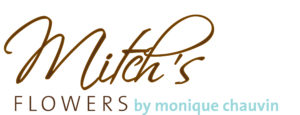 Mitch's Flowers logo
