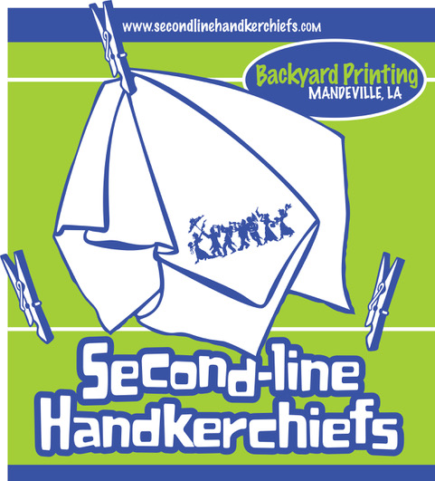 Second-line Handkerchiefs logo
