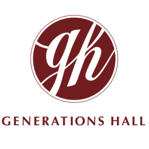 Generations Hall logo