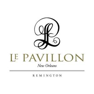 Le Pavillon Hotel logo