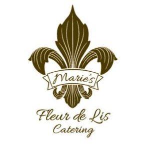 Marie's Fleur De Lis Catering logo