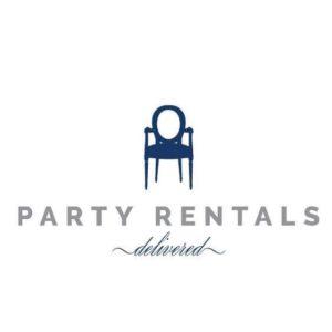 Party Rentals Delivered logo