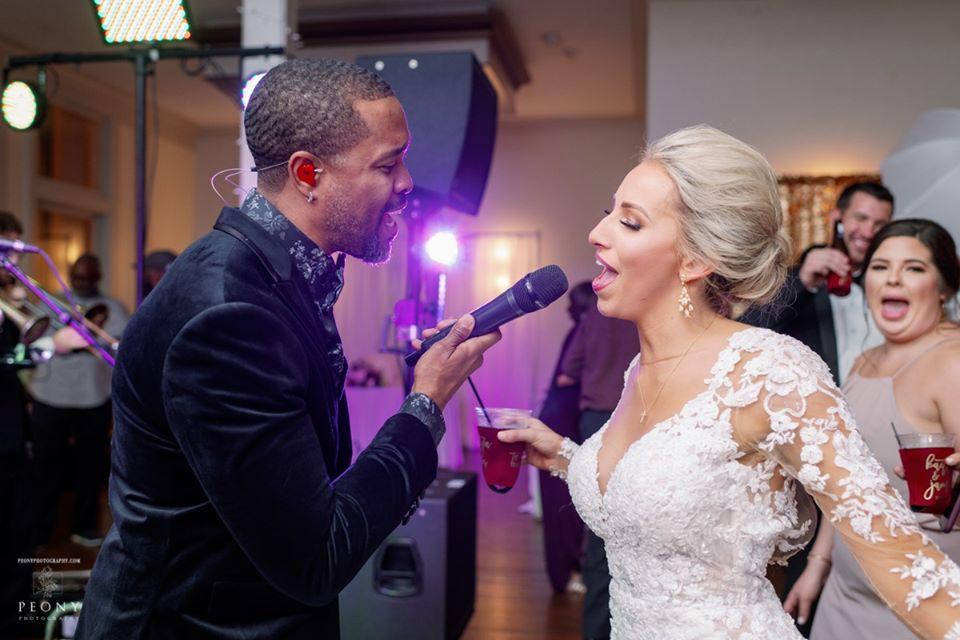 Rewind Band   Peony Wedding Photography