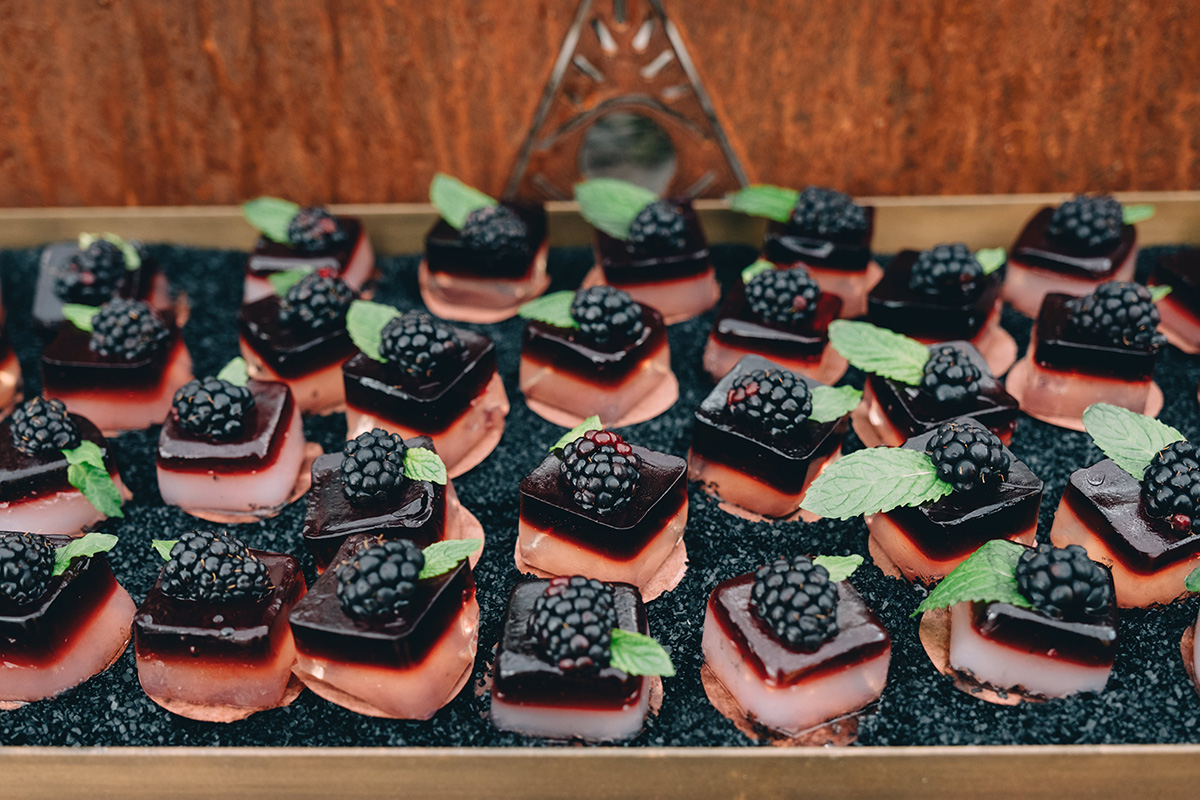 Gourmet Jello Shots. Photo: Dark Roux