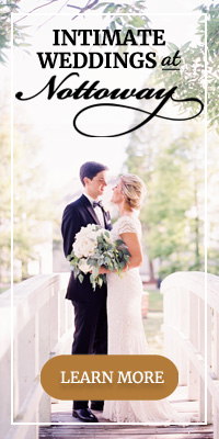 Learn more about intimate weddings at Nottoway