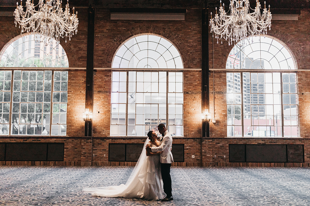 REAL WEDDING:: Melanie Parent + Duke Williams {Duke And Duchess}