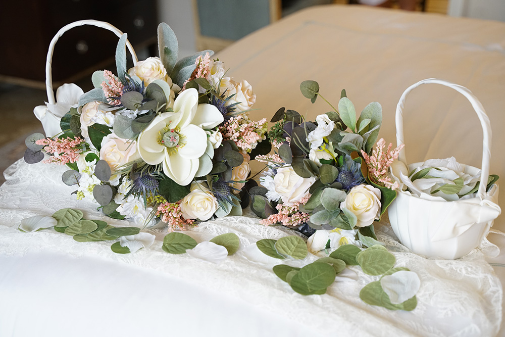 Allison's Bouquet by Beth's Flowers