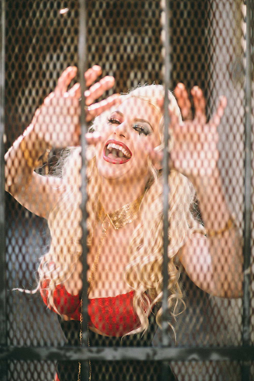 Harley Quinn Fantasy Boudoir
