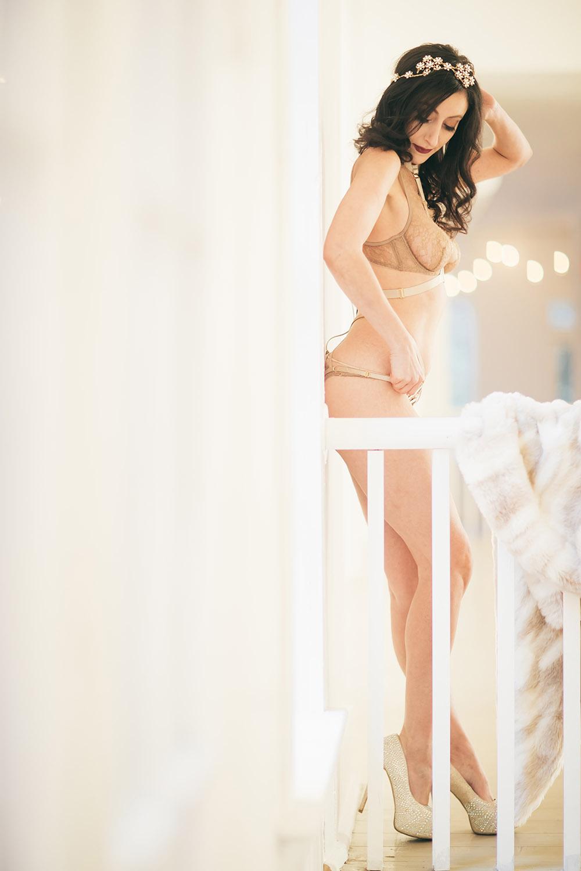 Trixie Minx Fantasy Boudoir Photo