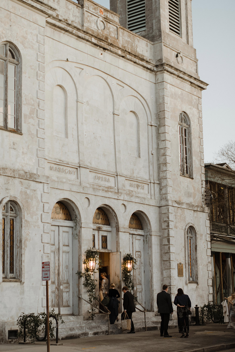 The Marigny Opera House in New Orleans.