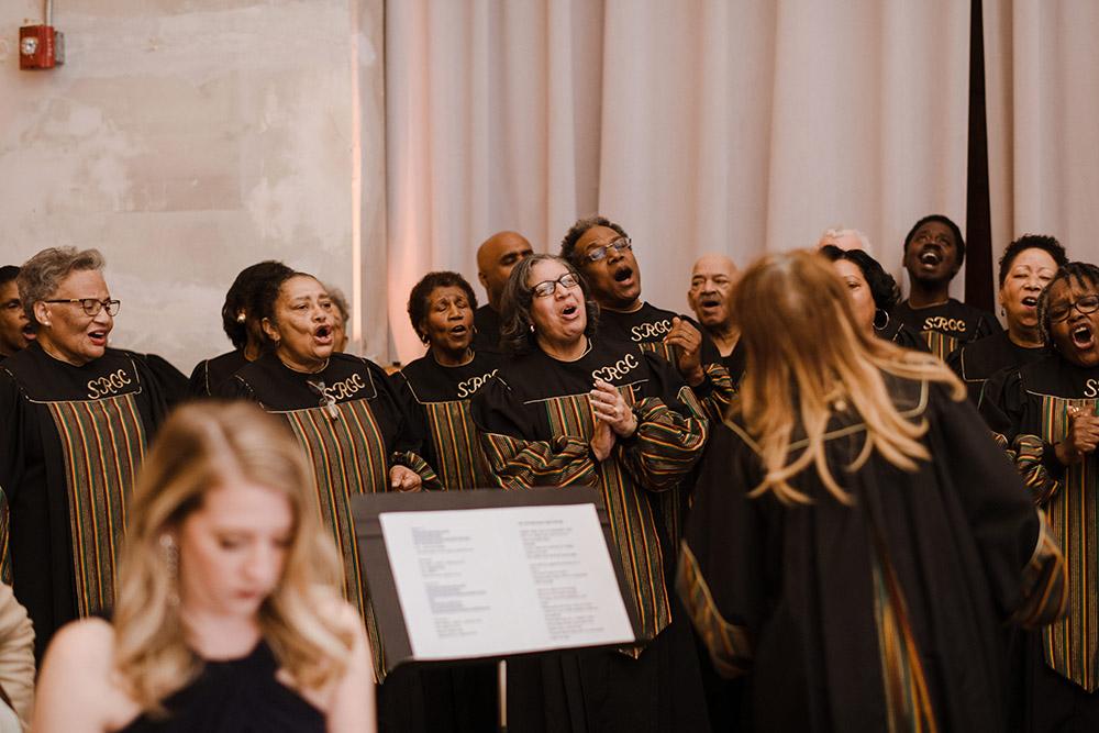 Voice of Greatness Gospel Choir